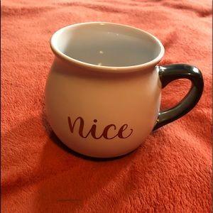 Threshold Dining - Threshold Stoneware Naughty or Nice Mug